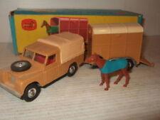 Remorques miniatures pour Land Rover