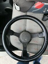 Ford rs 3 spoke steering wheel - with boss and horn