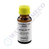 Moebius 8040 Clock Oil 20 mL Bottle - Swiss Made - Guaranteed Fresh - USA Seller