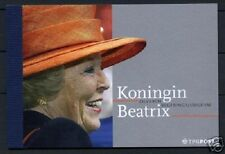Nederland Prestige Prestigeboekje PR 7 Zilveren Regeringsjubileum Postfris