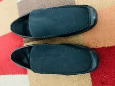Kenneth Cole Reaction BLACK  Mens Size 9 Shoes Loafers Dress