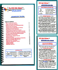 Kenwood TH-F6A / TH-F7E Mini-Manual by Nifty Accessories