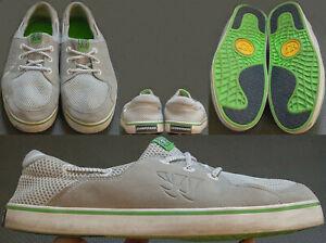 Warrior Coxswain OG Pack Lacrosse Shoes Men's Size US 10 D UK 9.5 EUR 44, Gray