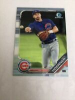 2019 BOWMAN CHROME PROSPECTS RC NICO HOERNER CHICAGO CUBS ROOKIE