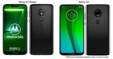 Motorola Moto G7/G7 G7 Power 32/64GB Desbloqueado o Play-Mobile gran 9-9.5/10 T