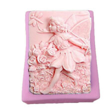 Fairy Polymer Clay Tools Soap Cookie Pastry Molds Chocolate Candy Cake Decor