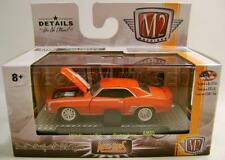 1969 '69 CHEVY CHEVROLET CAMARO SS RS 396 RED AUTO-MODS R5 M2 MACHINES DIECAST