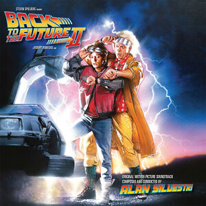 Back To The Future Part II - 2 x CD Complete - OOP - Alan Silvestri