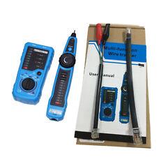 Bside FWT11 Handheld RJ11 RJ45 Telephone Network Wire Tracker Tester Finder