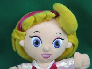 DISNEY SLEEPING BEAUTY PRINCESS AURORA BABY TODDLER ADORABLE PLUSH STUFFED DOLL
