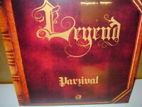 PARZIVAL Vinyl LP Legend NEW-OVP