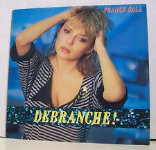 """33 tours France GALL Disque Vinyle LP 12"""" DEBRANCHE - APACHE 240 367-1  F Réduit"""