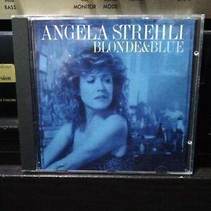 Angela Strehli – Blonde & Blue CD 1993 US Rounder Records NM