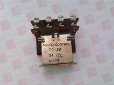Allied Controls Po-12D / Po12D (Used Tested Cleaned)