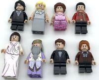 LEGO NEW HARRY POTTER MINIFIGURES HOGWARTS CLOCK TOWER 75948 YOU PICK FIGURES!