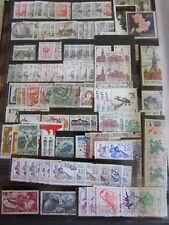 *LOOK* Stunning Lot of Old Postage Stamps POLAND POLSKI in Prinz Mounts Free P+P