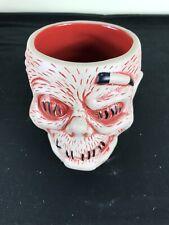 DisneyTiki Bar Trader Sam's Grog Grotto 3rd Edition Shrunken Zombie Head Mug