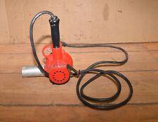 Dayton heat gun 10 amp 500 degree model Z23878 plumbing electrical tool