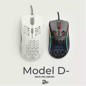 Mouse Glorious Gaming Model D-  Gaming Mouse