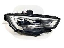Audi A3 16- Full LED Headlight Right Driver Off Side 8V0941774D (A7)