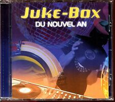 JUKE-BOX DU NOUVEL AN - COMPIL FETE ET DANSE - CD COMPILATION [2141]