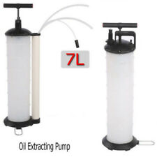 FISH TANK Water FLUID EXTRACTION EXTRACTOR VACUUM SYPHON PUMP 7 Litre