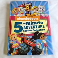 Nickelodeon 5-Minute Adventure Stories Collection
