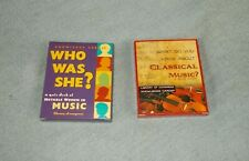 Who Was She? Women in Music & Classical Mus