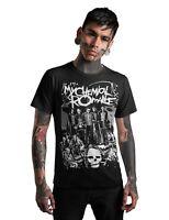 The Black Parade My Chemical Romance T Shirt 2020 UK Concert T-Shirt