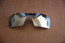 Polarlens Polarizado Negro Lente de Repuesto para Gafas de sol Oakley plataforma petrolífera