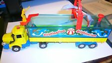 Corgi Major Berliet dolphinarium tank and truck (rare)
