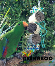 Bird toy, Medium Large bird toy, Medium Rolls Shredding bird toy