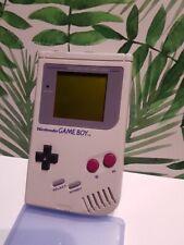 Nintendo Game Boy 1. Generation grau Spielekonsole Retro trendy voll funktionsfä