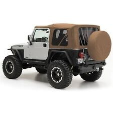 Smittybilt Replacement Soft Top w/ Tinted Windows 97-06 Jeep Wrangler TJ 9970217