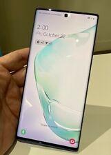 Samsung Galaxy Note10+ | SM-N975U | 256GB | Aura Blue | Unlocked | Clean | 10/10