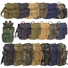 BW BUNDESWEHR RUCKSACK Kampfrucksack Outdoor Trekking US Army Freizeit Rucksack