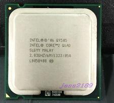 Free shipping SLGYY Intel Core 2 Quad Q9505 CPU Processor 2.83 GHz 1333 MHz