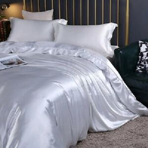 Carlty's Silk Duvet Covers. Beautiful Silk. Single  Double or King Sizes.