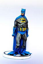 Batman Custom Statue Bronze Age Exclusive Repaint Black White Joker Figure DC