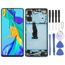 LCD SCREEN HUAWEI P30 ELE-L29 WITH FRAME ECRAN DISPLAY PANTALLA SCHERMO TELA