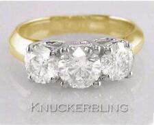 G Yellow Gold Fine Diamond Rings