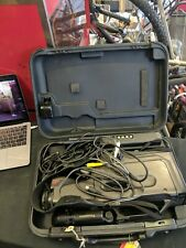 Panasonic OmniMovie PV-520 VHS Video Camera Camcorder HQ AFX8 Case + AC Adaptor