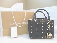 *BNWT*  'Ellis'  MICHAEL KORS bag purse handbag l & KEY CHARM in box