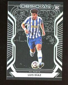 2020-21 Panini Obsidian #66 Luiz Diaz RC Rookie 050/195