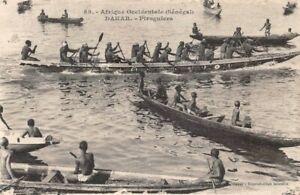 Dakar - Piroguiers - Senegal
