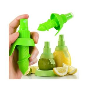 Pulvérisateur de Jus de Citron Orange Agrumes Spray Accessoire de Table Cuisine