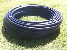 POLY PIPE - Low Density Irrigation Sprinkler Pipe 13mm x 100mt - Pick Up Only