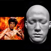 """Bruce Lee Life Mask Cast""""The Green Hornet""""Kato""""Enter the Dragon""""Fist of Fury""""!!!"""