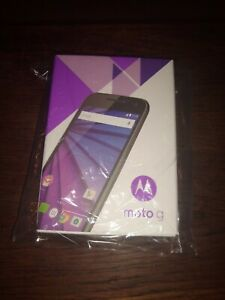 Motorola Moto G 3rd Generation - 8GB - Black (Unlocked) Smartphone P
