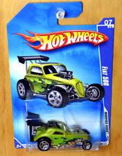 Hot Wheels Fiat Contemporary Diecast Cars, Trucks & Vans